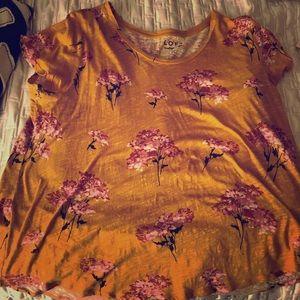 LOFT cotton t-shirt